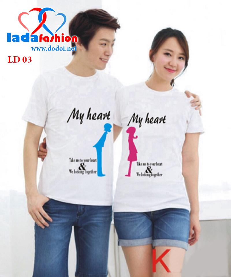 Quần áo đôi tình yêu